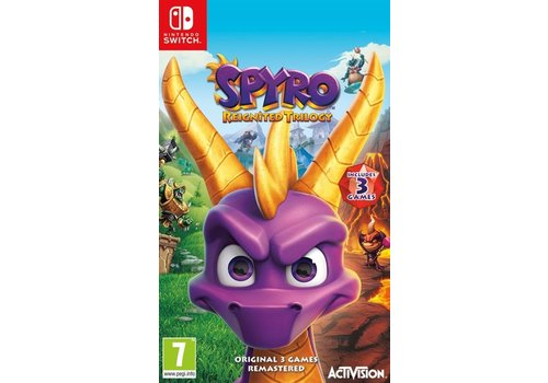 Spyro: Reignited Trilogy - Nintendo Switch