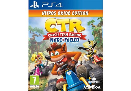 Crash Team Racing Nitro-Fueled - Nitros Oxide Edition - Playstation 4