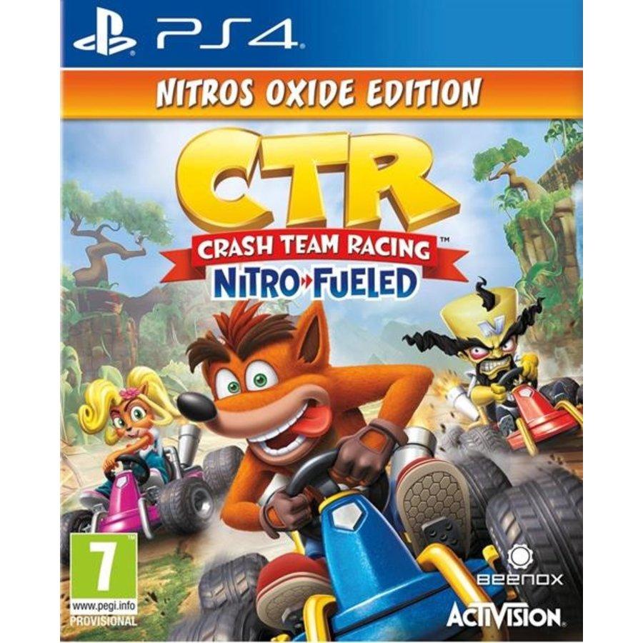 Crash Team Racing Nitro-Fueled - Nitros Oxide Edition - Playstation 4