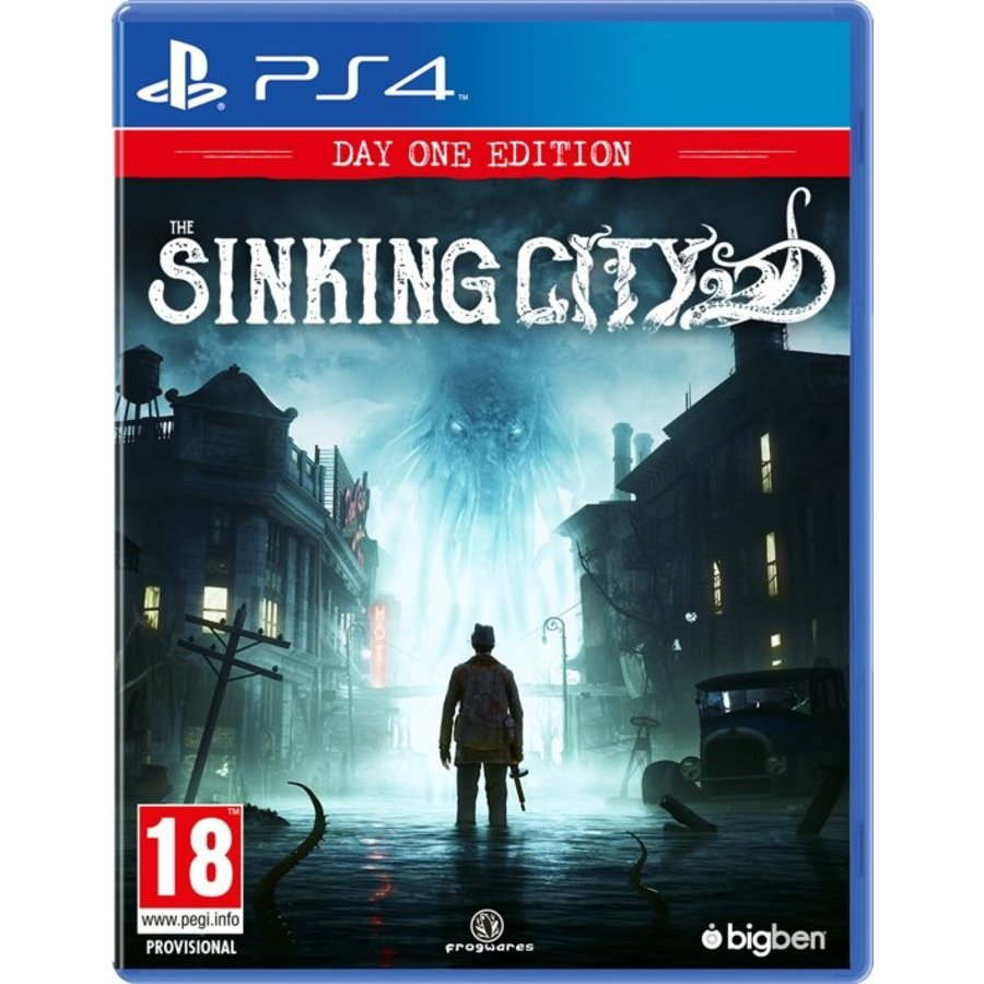 The Sinking City Day One Edition - Playstation 4