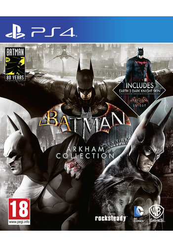 Batman Arkham Collection - Playstation 4