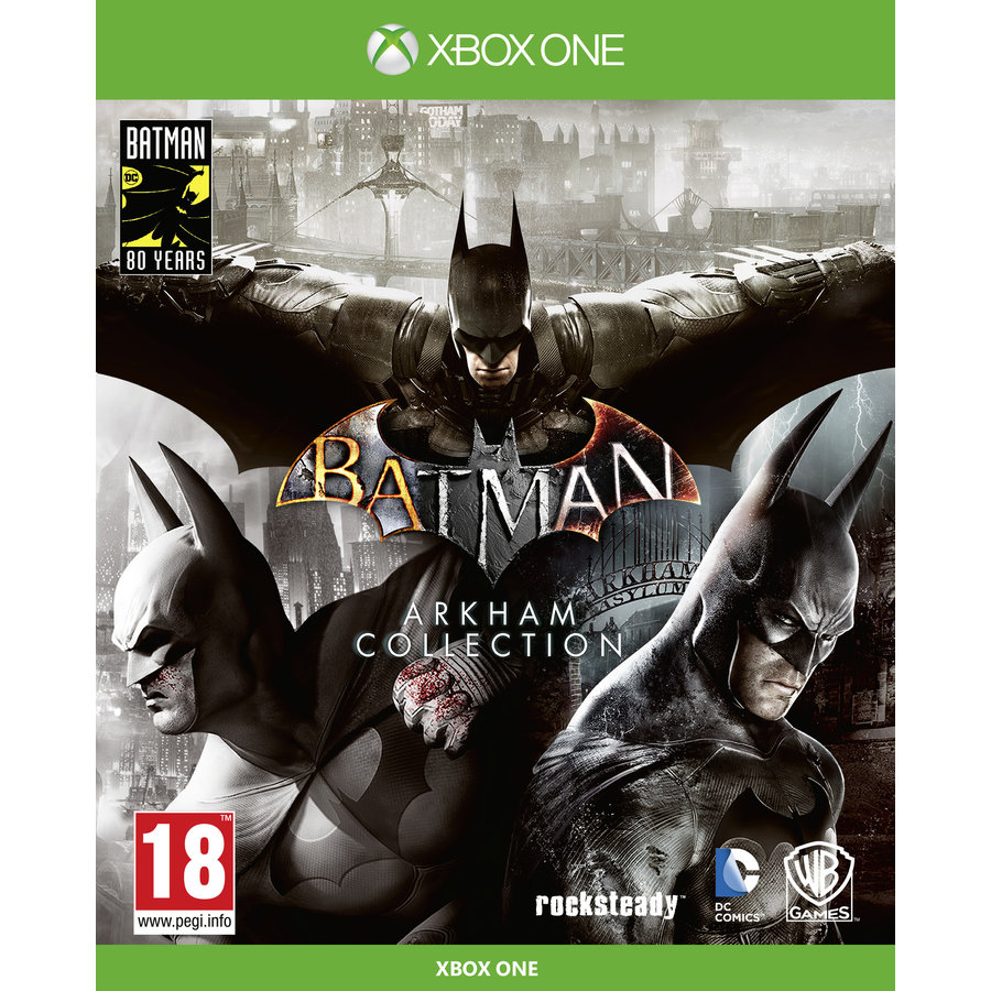 Batman Arkham Collection - Xbox One