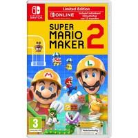 Super Mario Maker 2 - Limited Edition - Nintendo Switch