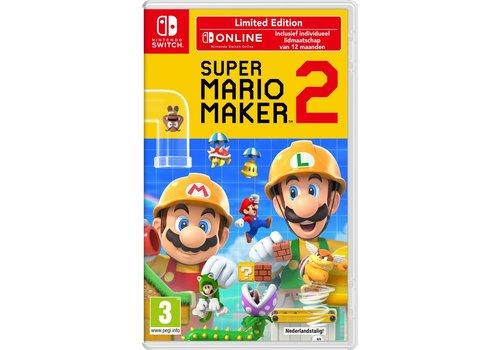 Nintendo Super Mario Maker 2 - Limited Edition - Nintendo Switch