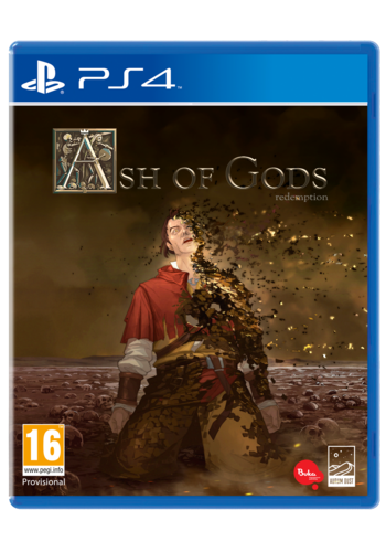 Ash of Gods Redemption - Playstation 4