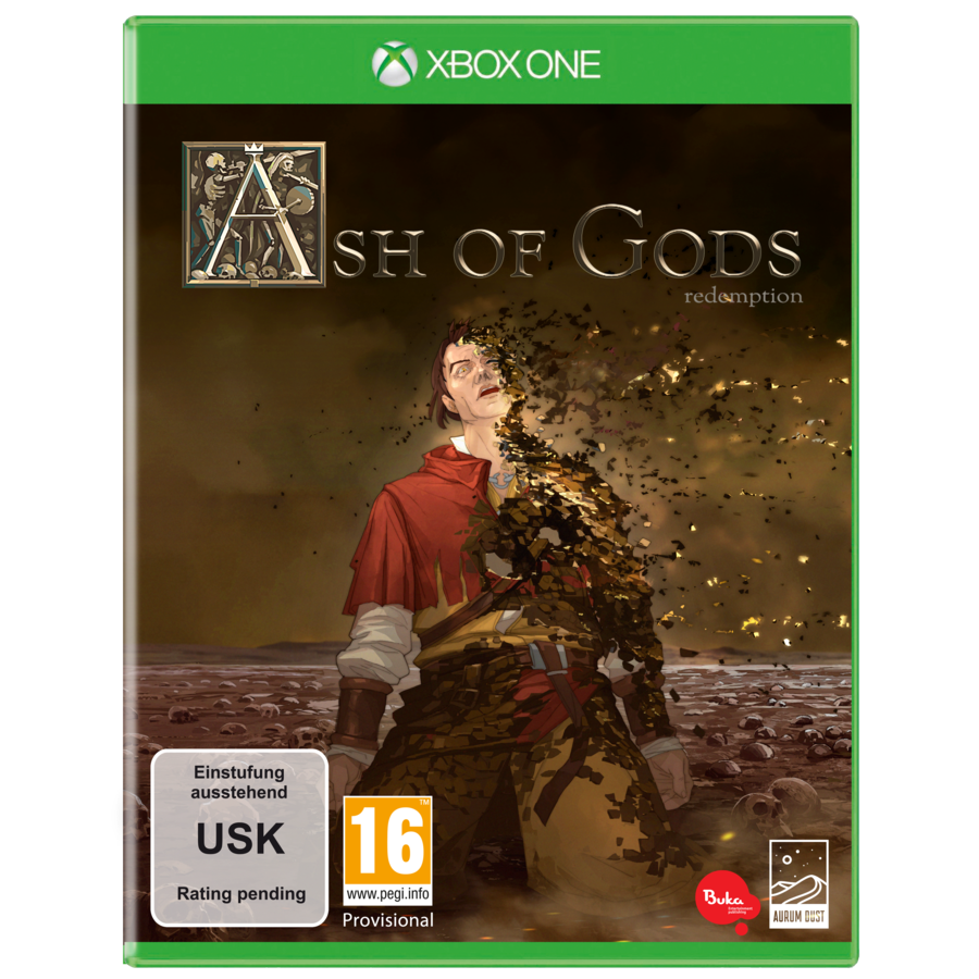 Ash of Gods Redemption - Xbox One