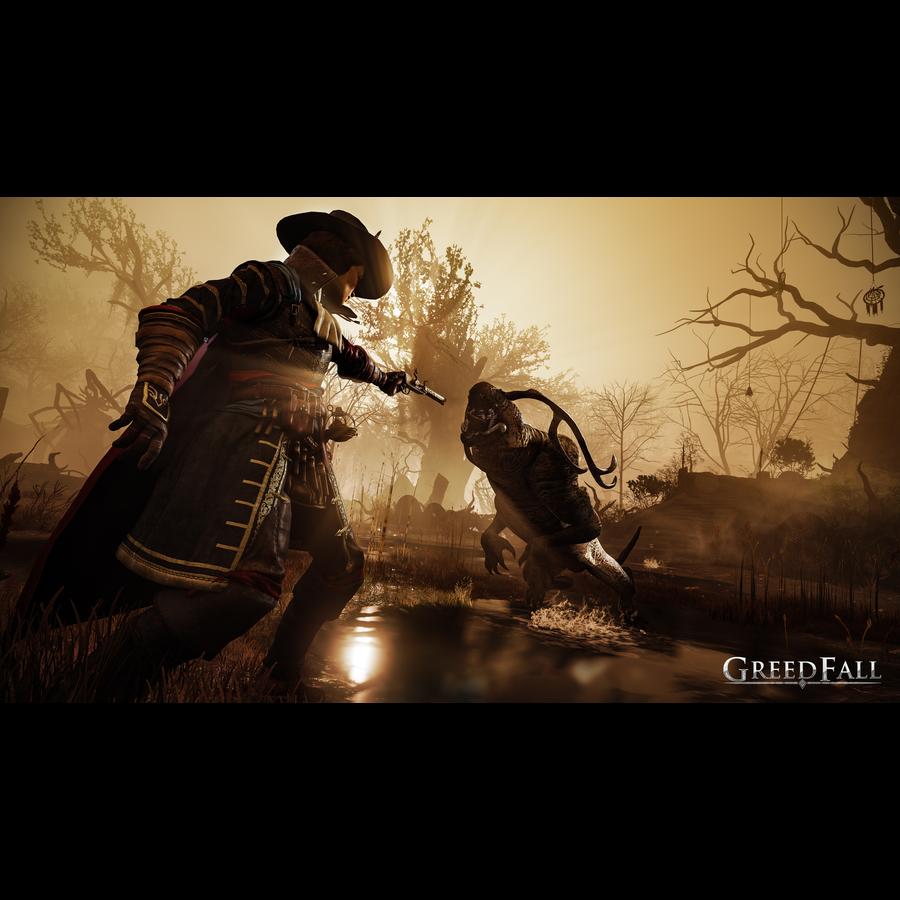 Greedfall - Playstation 4