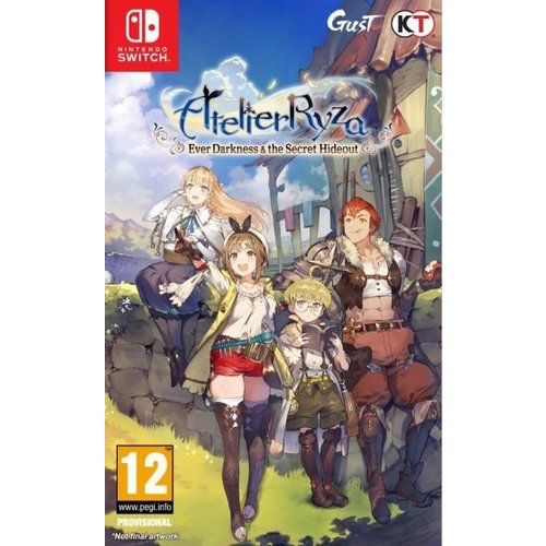 Atelier Ryza - Ever Darkness & the Secret Hideout - Nintendo Switch