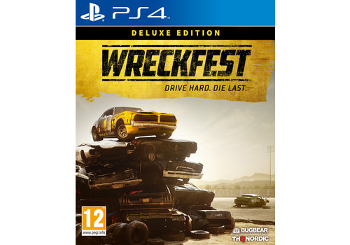 Wreckfest - Deluxe Edition - Playstation 4