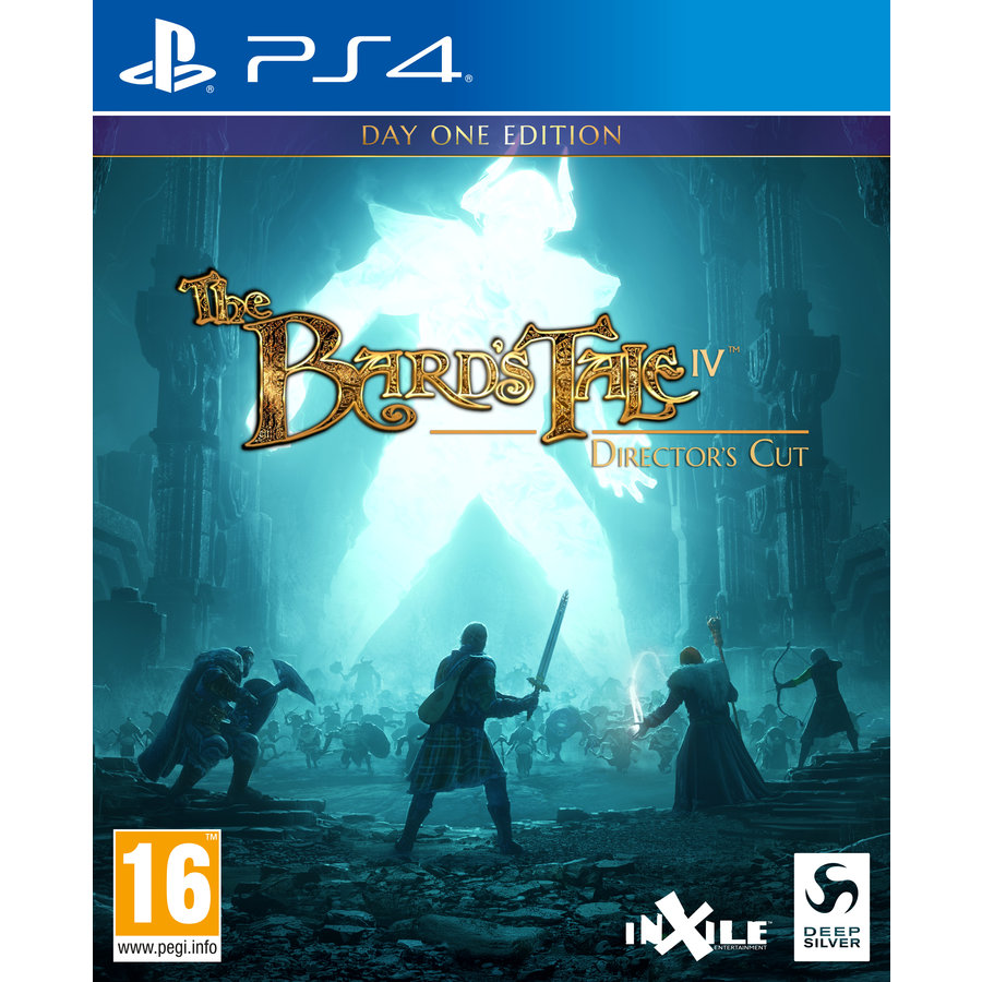 The Bard's Tale IV: Director's Cut - Day One Edition - Playstation 4