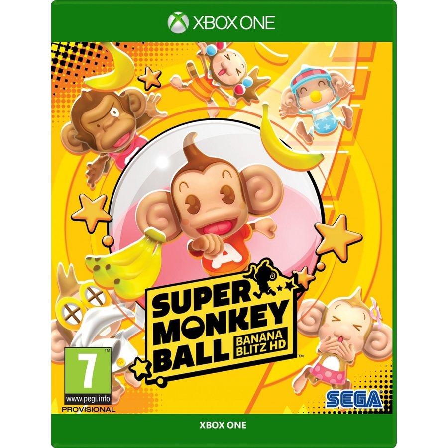 Super Monkey Ball Banana Blitz HD - Xbox One