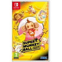 Super Monkey Ball Banana Blitz HD - Nintendo Switch
