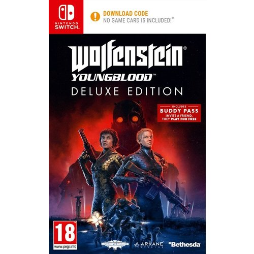 Wolfenstein: Youngblood Deluxe Edition - Nintendo Switch