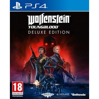 Wolfenstein: Young Blood  Deluxe Edition - Playstation 4