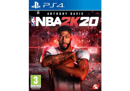 NBA 2K20 + DLC - Playstation 4