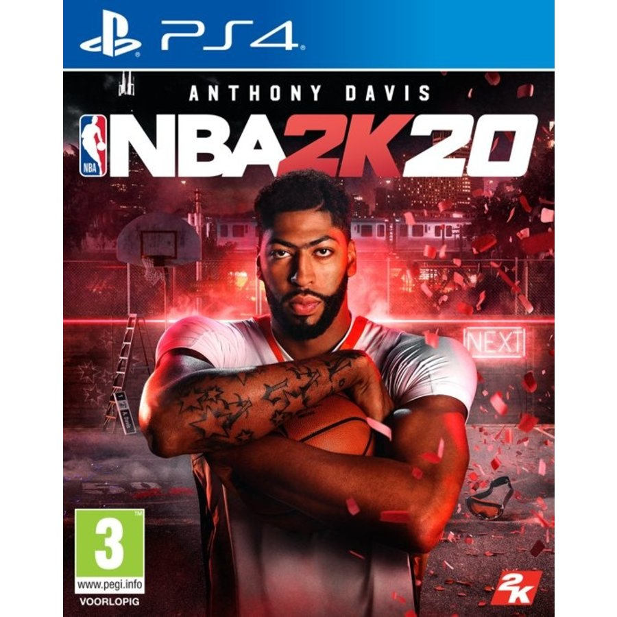 NBA 2K20 + DLC - Playstation 4