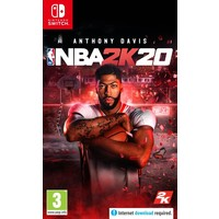 NBA 2K20 - Nintendo Switch
