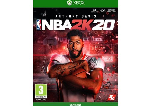 NBA 2K20 + DLC - Xbox One