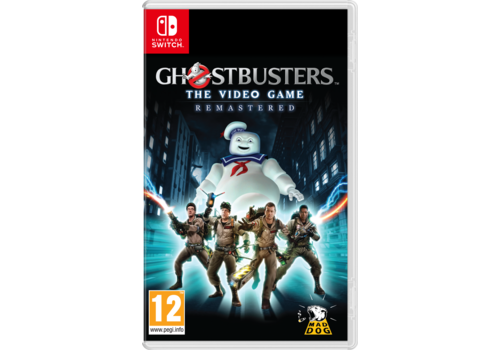 Ghostbusters The Videogame Remastered - Nintendo Switch
