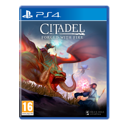 Citadel - Forged With Fire - Playstation 4