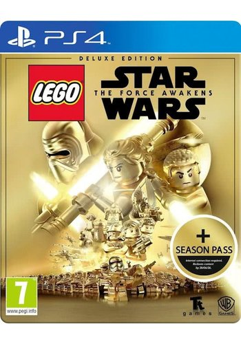 Lego Star Wars: The Force Awakens Limited Edition - Playstation 4