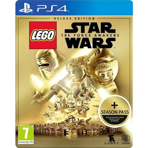 Lego Star Wars: The Force Awakens Deluxe Limited Edition - Playstation 4