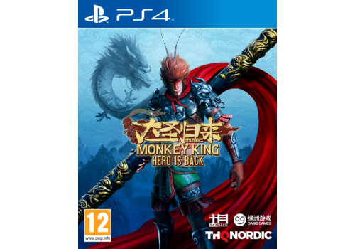 Monkey King - Hero is Back - Playstation 4