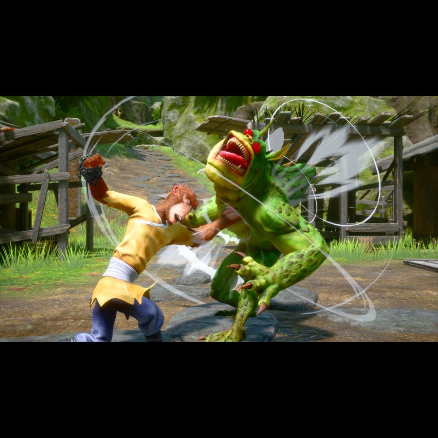 Monkey King - Hero is Back - Playstation 4
