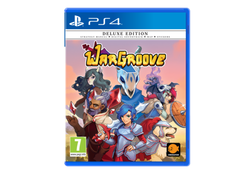 Wargroove Deluxe Edition - Playstation 4