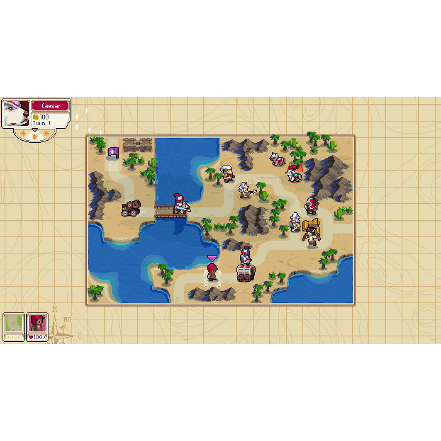 Wargroove Deluxe Edition - Nintendo Switch