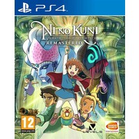 Ni No Kuni: Wrath Of The White Witch - Remastered - Playstation 4