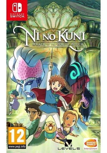Ni No Kuni: Wrath Of The White Witch - Remastered - Nintendo Switch