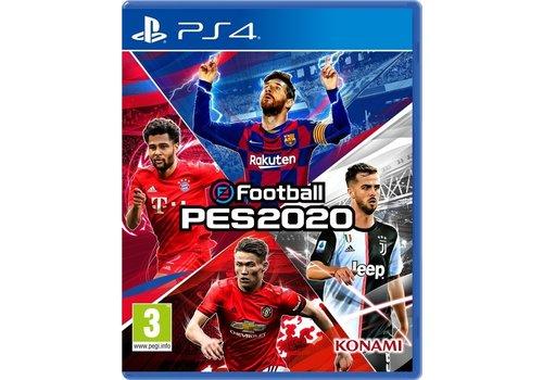 Konami eFootball PES 2020 - Playstation 4