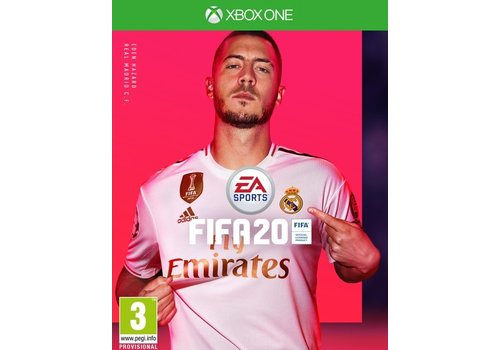 FIFA 20 + Pre-order DLC - Xbox One