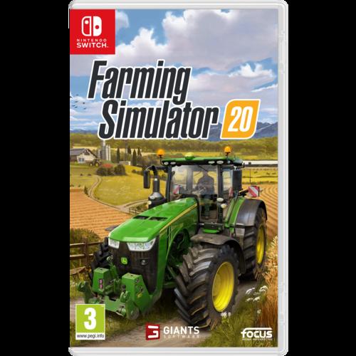 Farming Simulator 2020 - Nintendo Switch