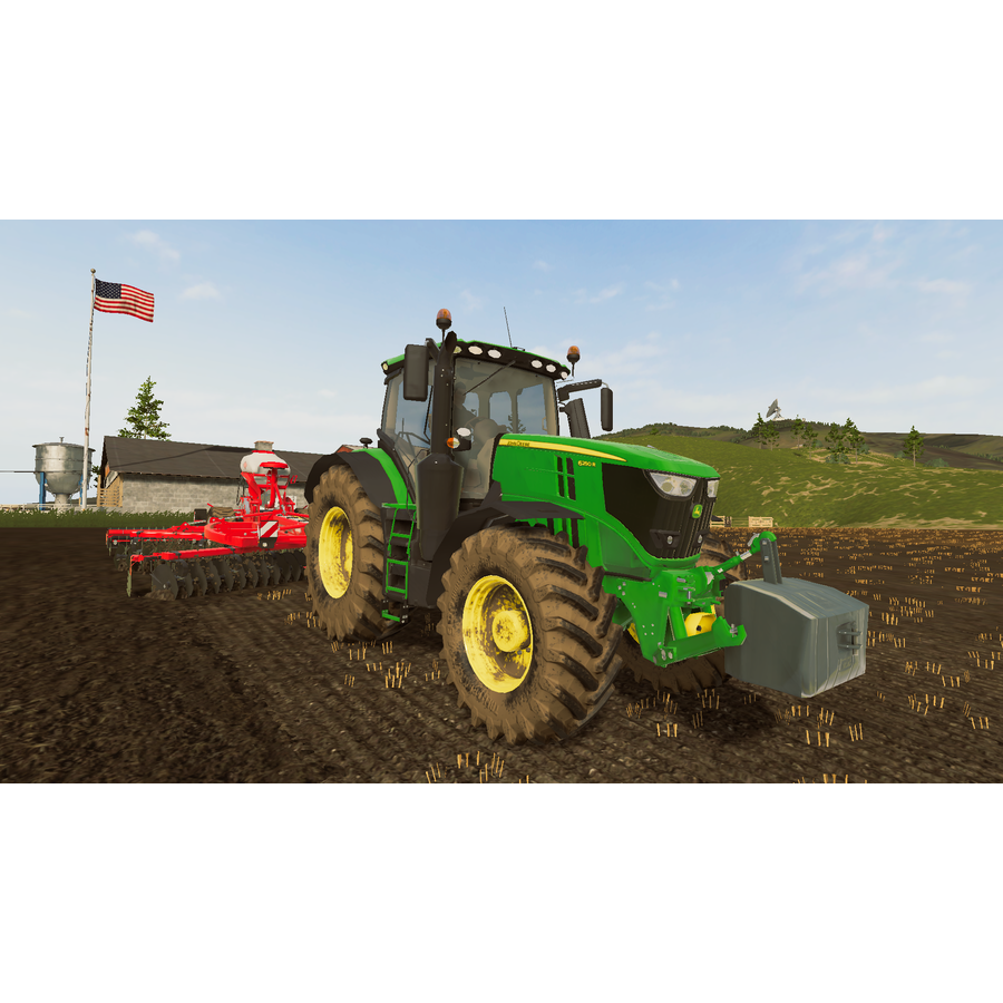 Farming Simulator 2020 - Nintendo Switch