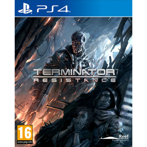 Terminator Resistance - Playstation 4