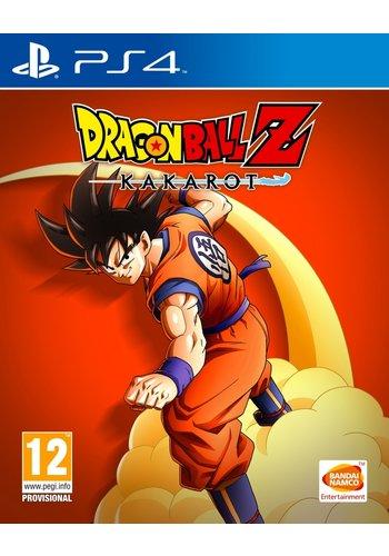 Dragon Ball Z - Kakarot - Playstation 4