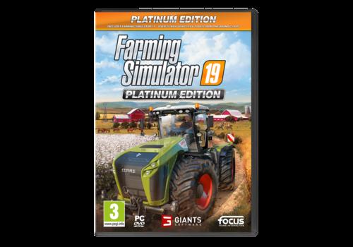 Farming Simulator Platinum Edition 19 - PC