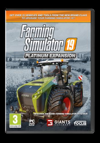 Farming Simulator 19 Platinum Expansion Pack - PC