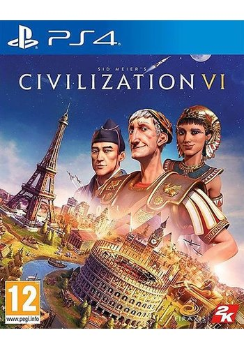 Civilization VI - Playstation 4