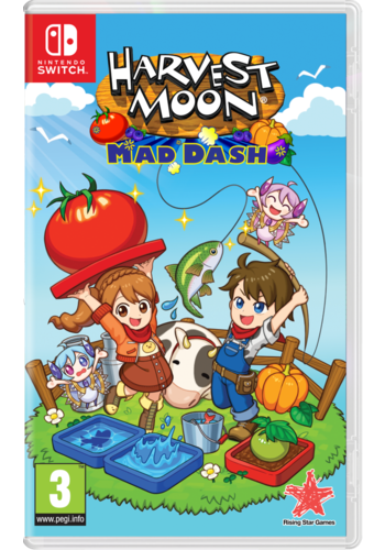 Harvest Moon Mad Dash - Nintendo Switch