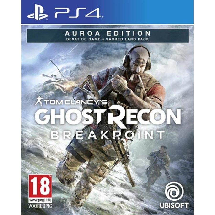 Tom Clancy's Ghost Recon: Breakpoint - Auroa Edition - Playstation 4