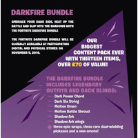 Fortnite: Darkfire Bundle - Nintendo Switch