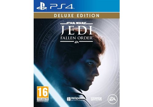 Star Wars Jedi: Fallen Order - Deluxe Edition - Playstation 4