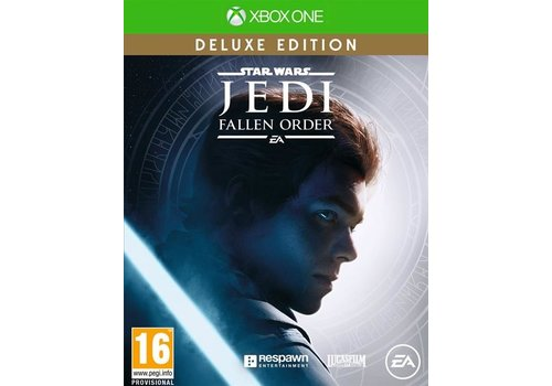 Star Wars Jedi: Fallen Order - Deluxe Edition - Xbox One