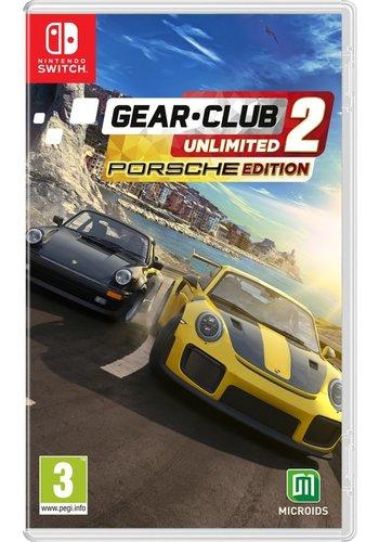 Gear.Club Unlimited 2: Porsche Edition - Nintendo Switch