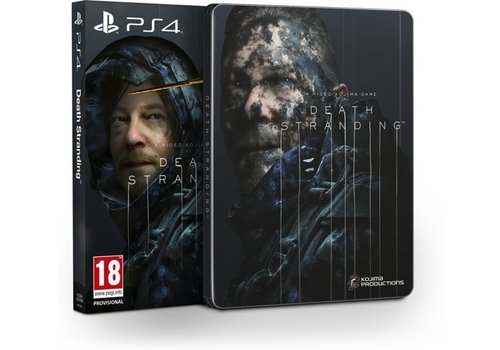 Death Stranding - Special Edition - Playstation 4