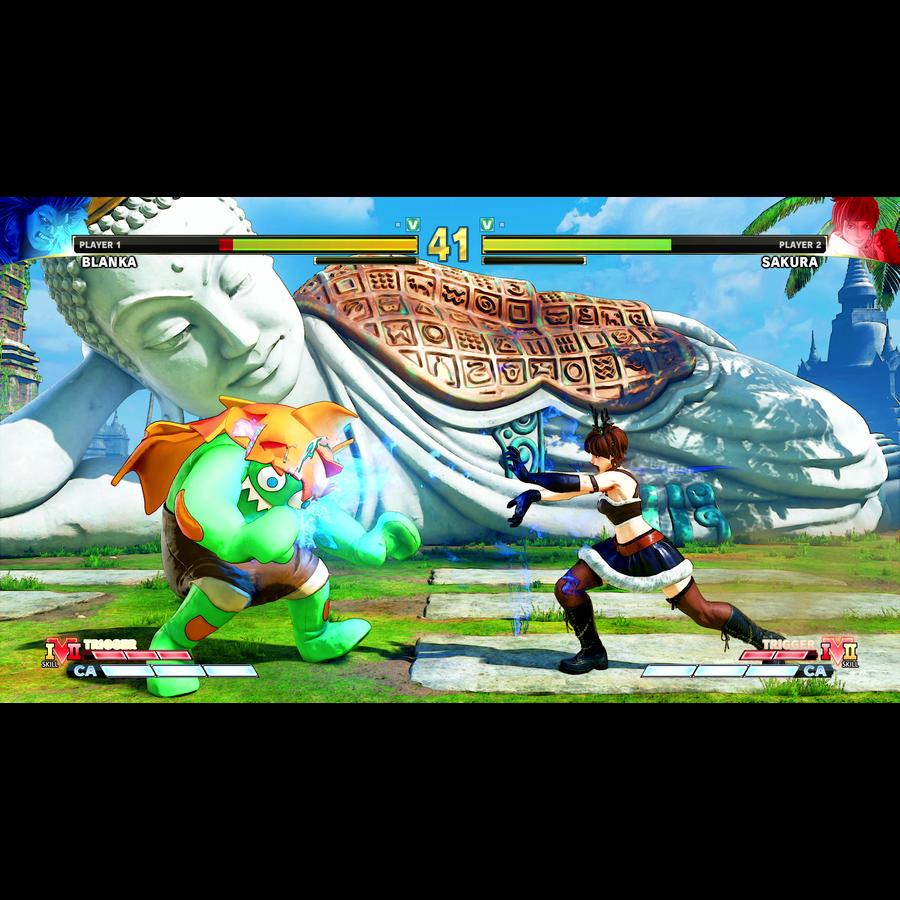 Street Fighter V Champion Edition - Playstation 4