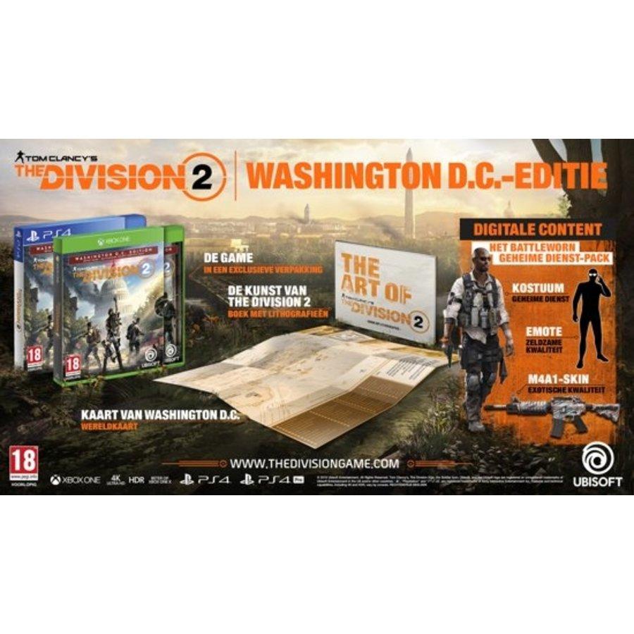 The Division 2 - Washington D.C. Edition - Xbox One